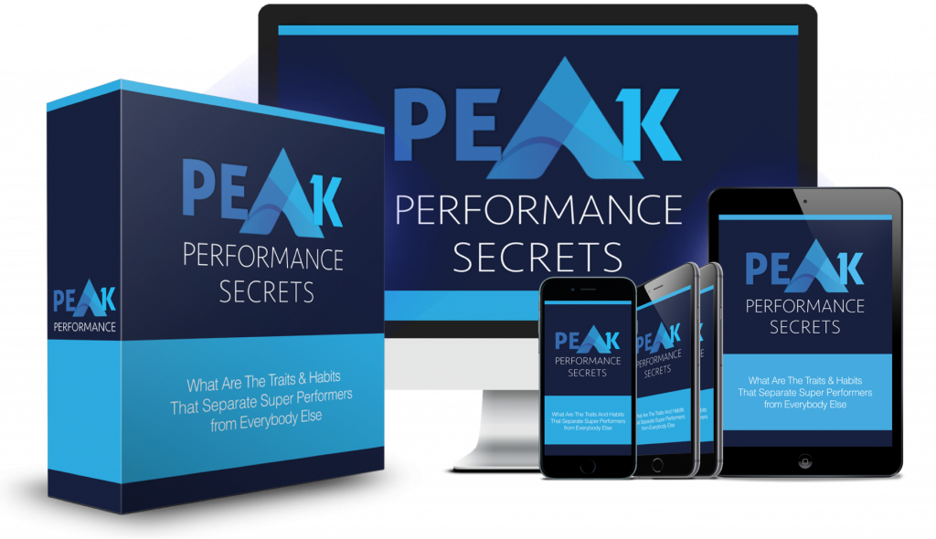 Peak Performance Secrets by Putra Muzhafar